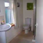 Redfield Cottage, self-catering in Montrose, bathroom
