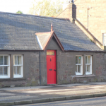 Redfield Cottage, self-catering in Montrose