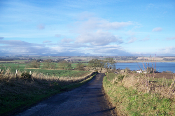 Angus countryside
