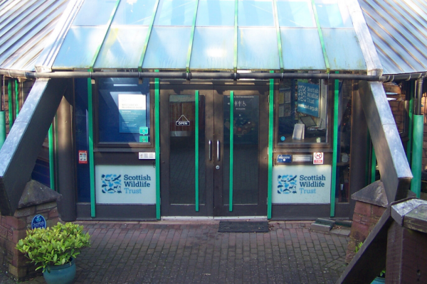 The Scottish Wildlife Trust centre